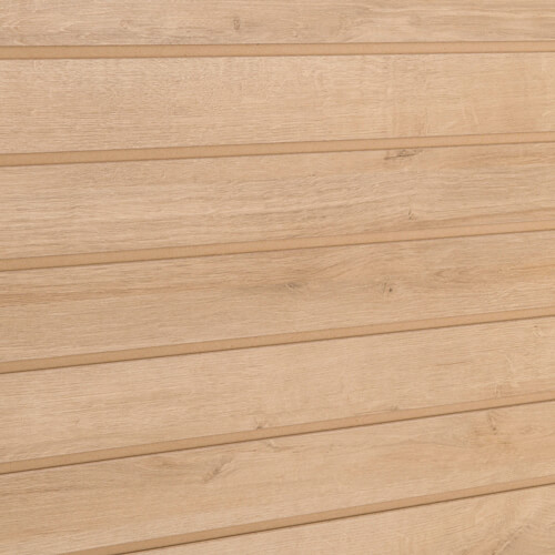 Slatwall wood panels