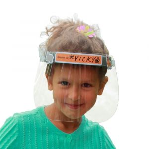 Children Safety Face Shield Protection